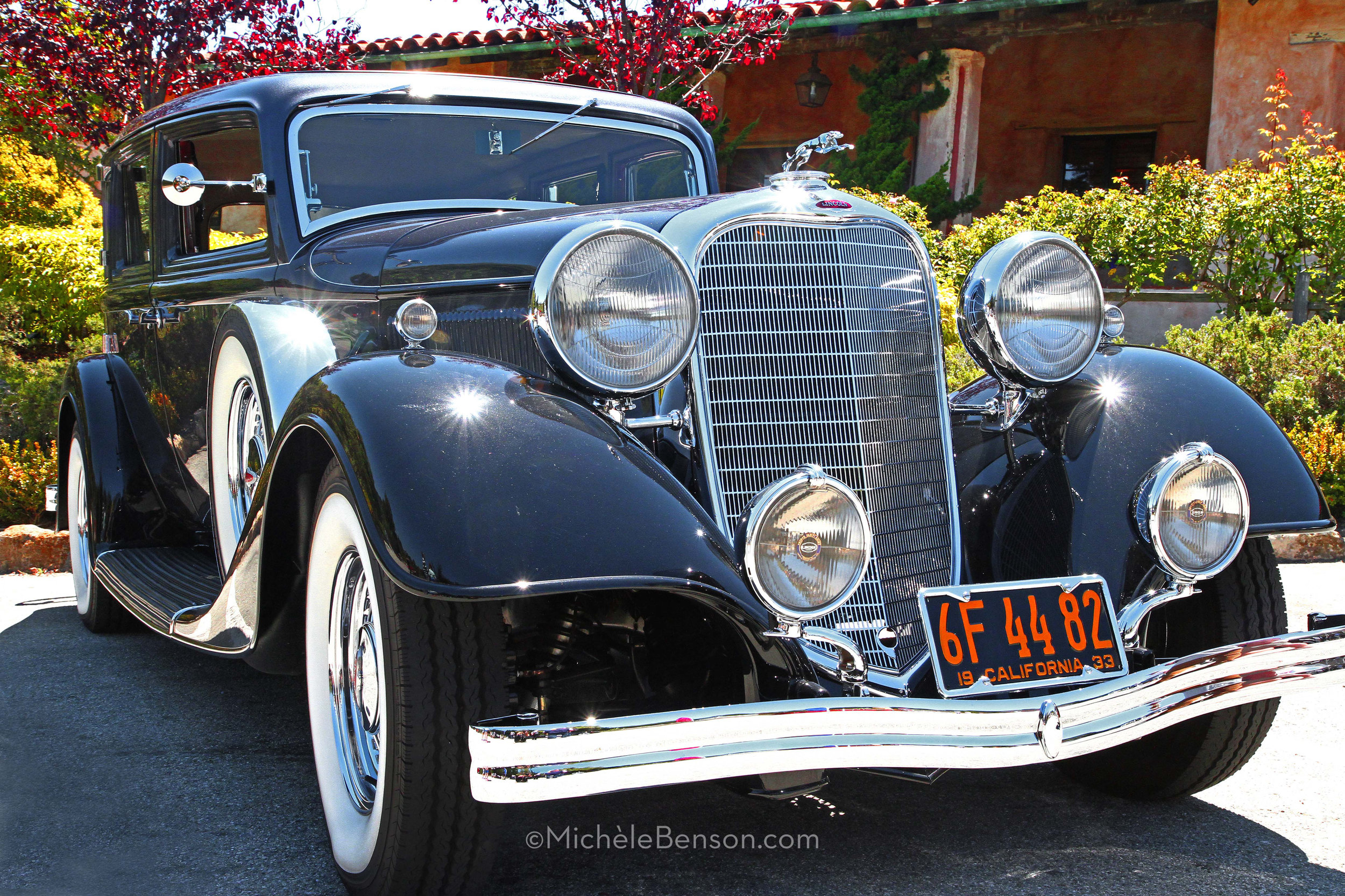 1934 Ford Custom Carmel, California 2015