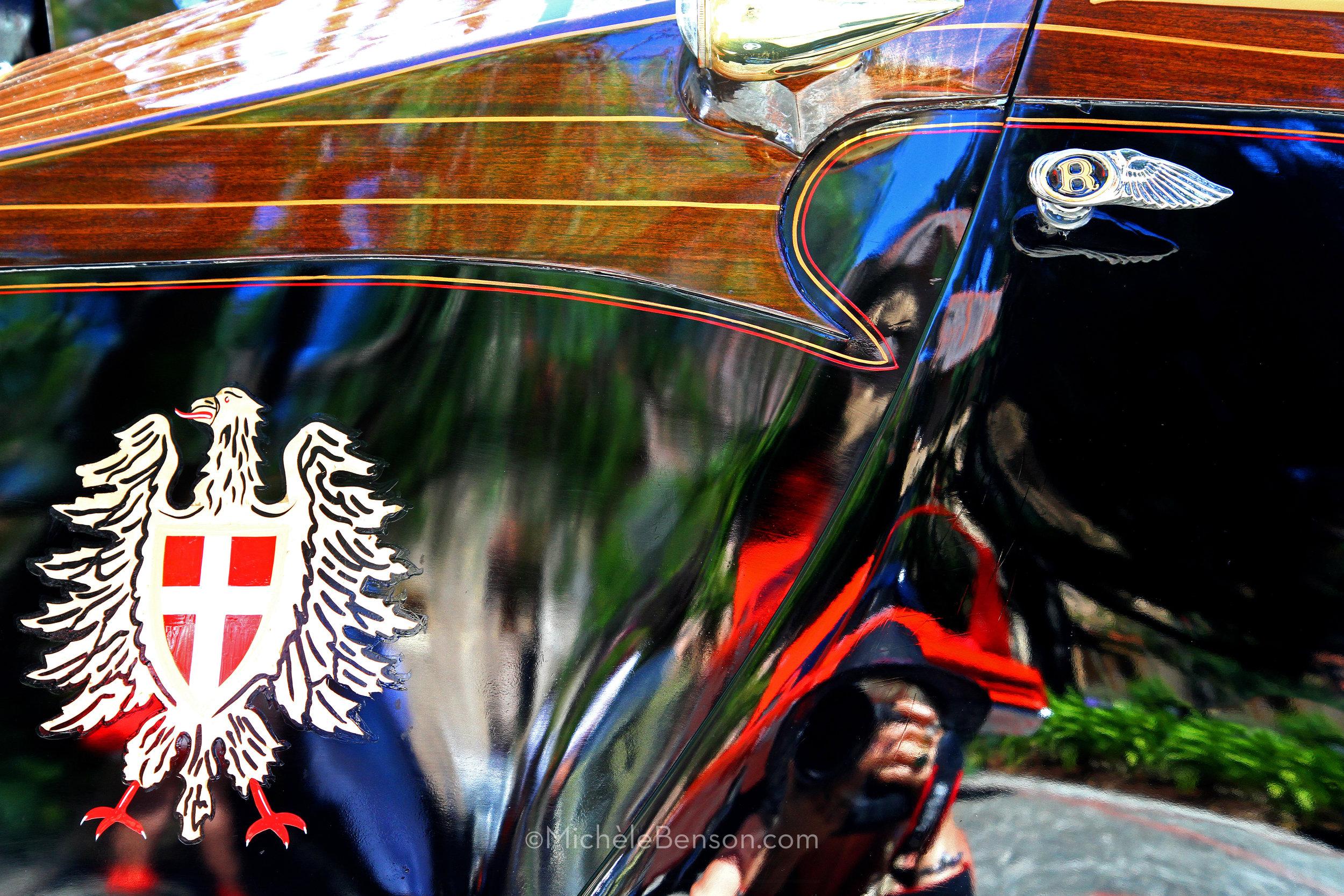 1917 America La France Type 12 La Beastie 1 Rusty Carmel, California 2015
