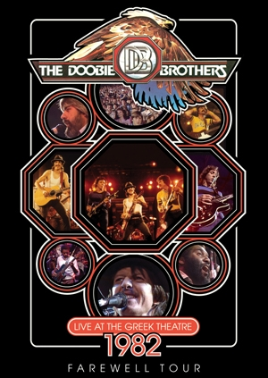 The Doobie Brothers DVD Cover