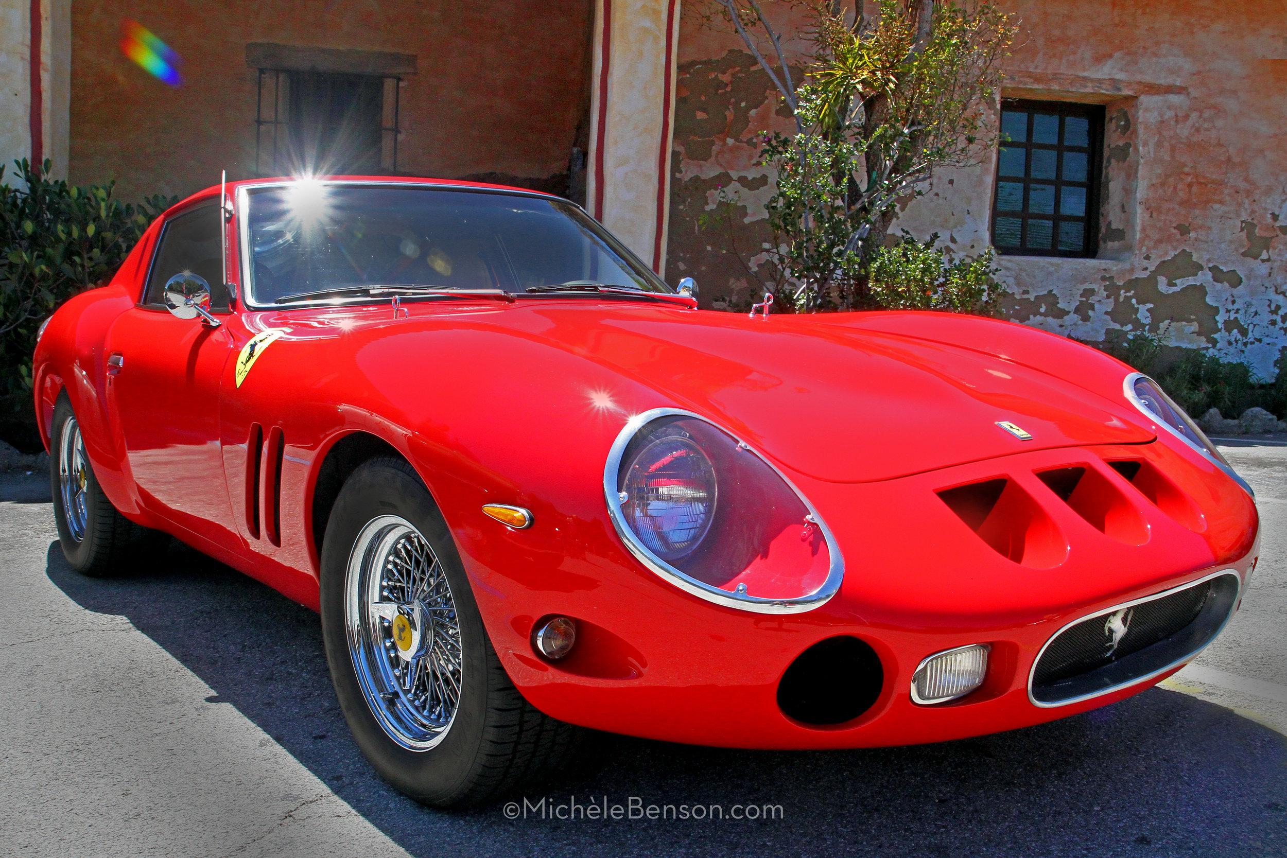 Exotic Classic Cars Michéle Benson