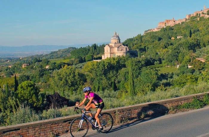 Cycling in Italy with Duvine's Chef On Wheels Bike Tour