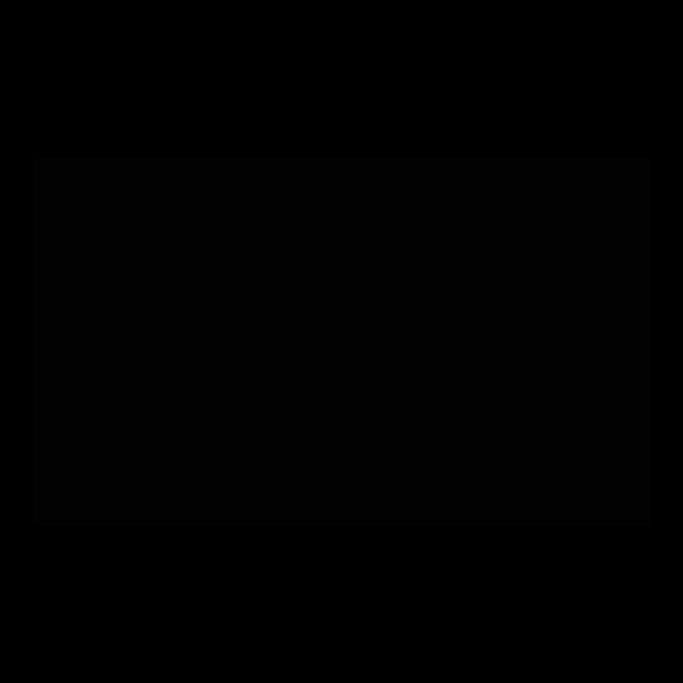 Luna (Black on Transparent)