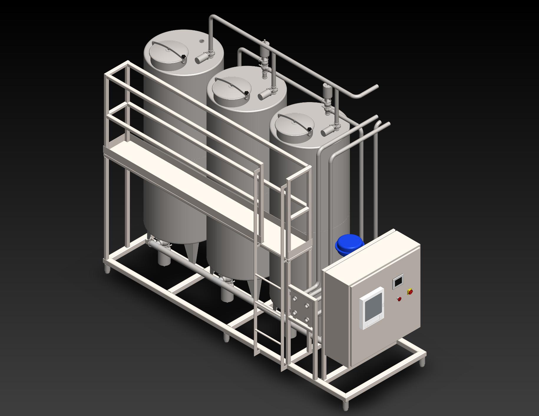 CIP Assembly platform.JPG