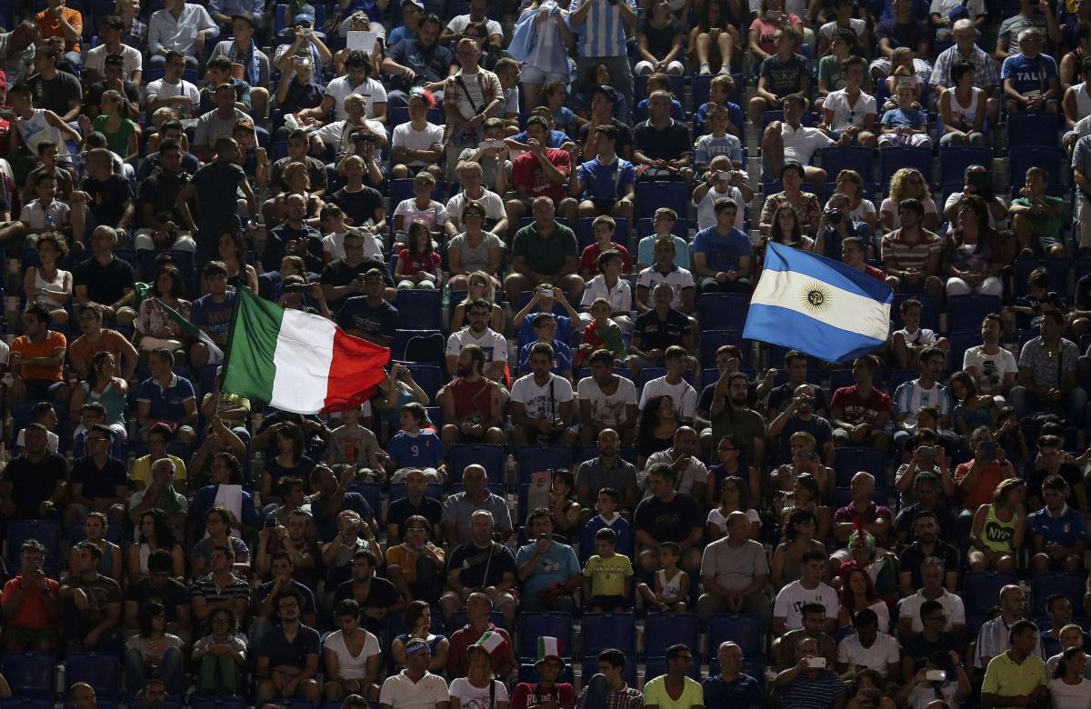 Argentina Italian Descent