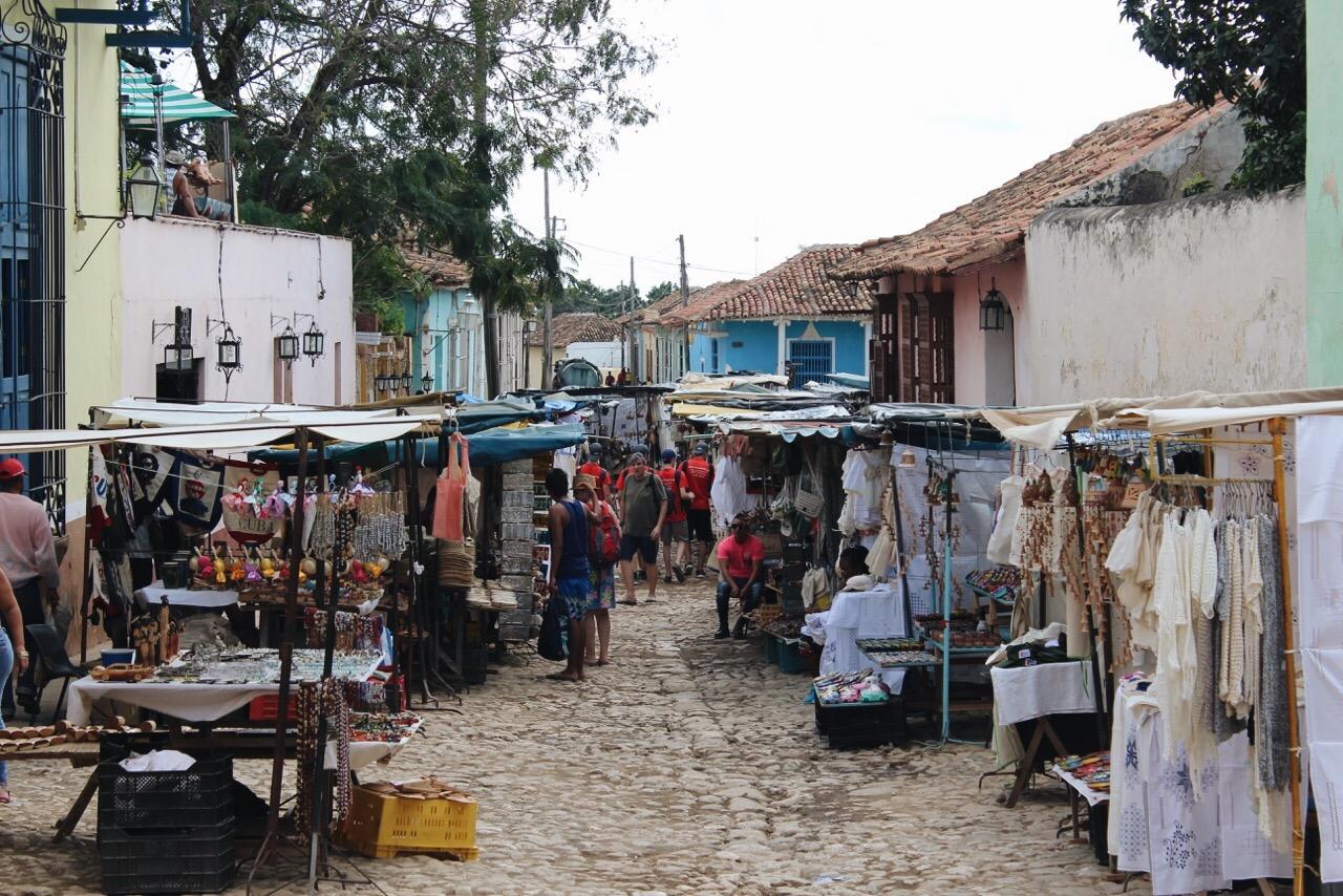 Trinidad Market