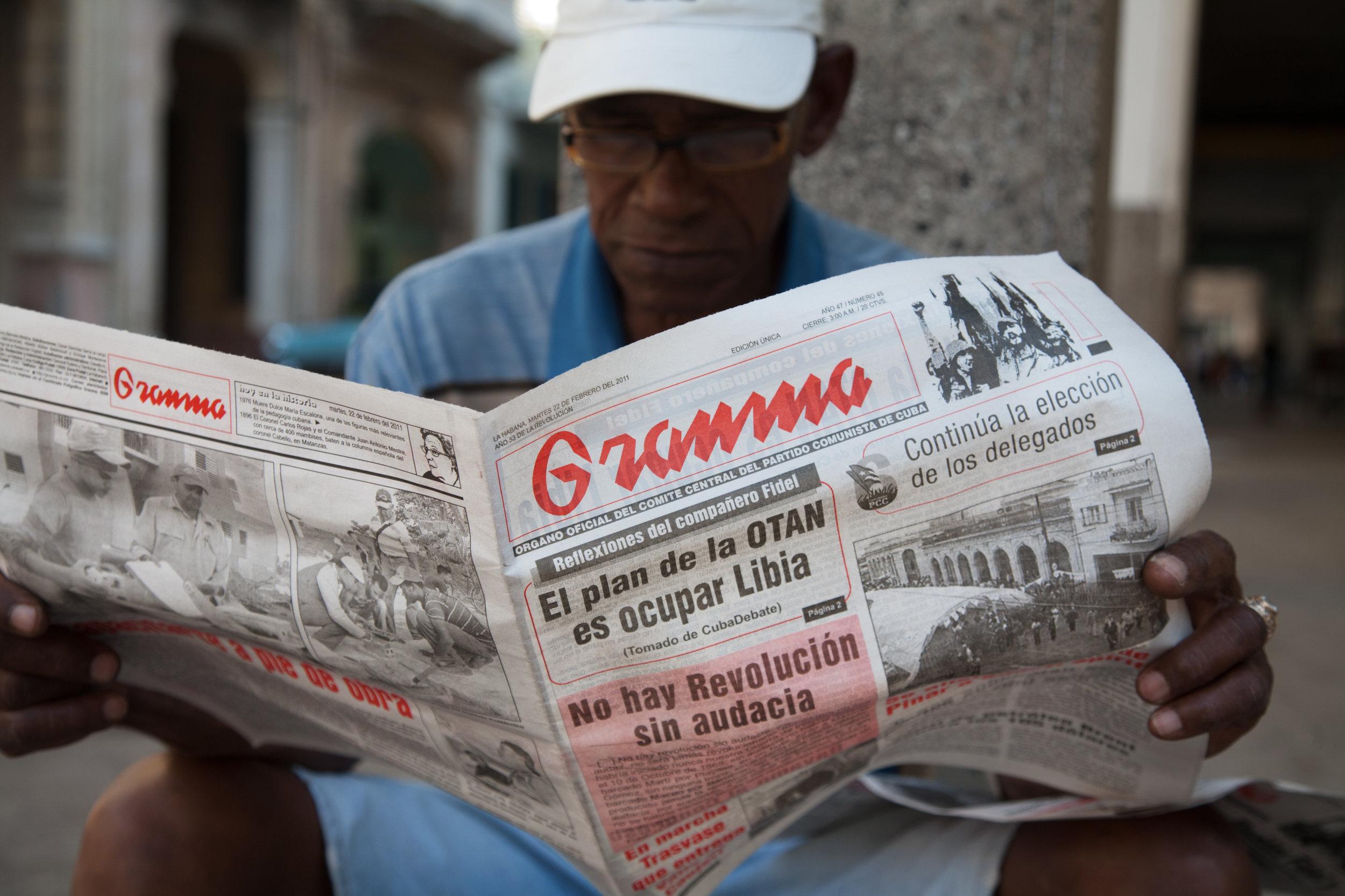 Cuban Literacy