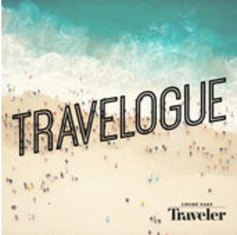 Condé Nast Traveler Travelogue Podcast