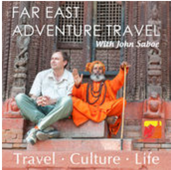 Far East Adventure Travel Podcast