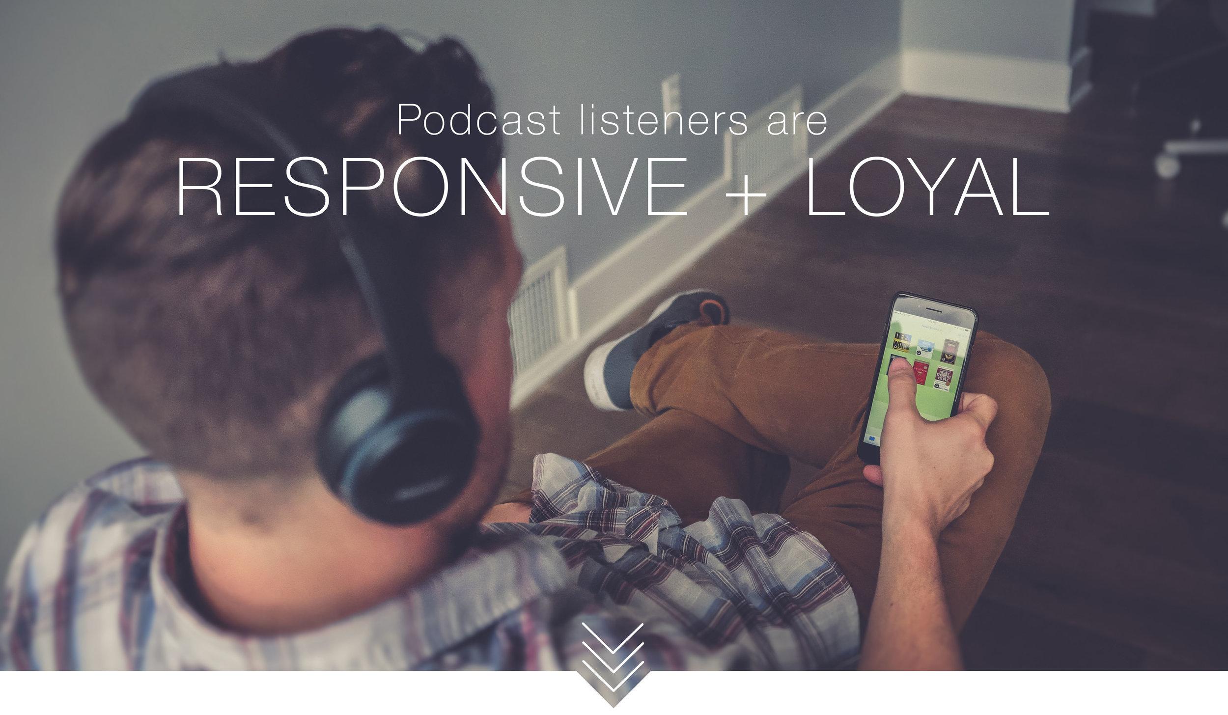 responsive and loyal