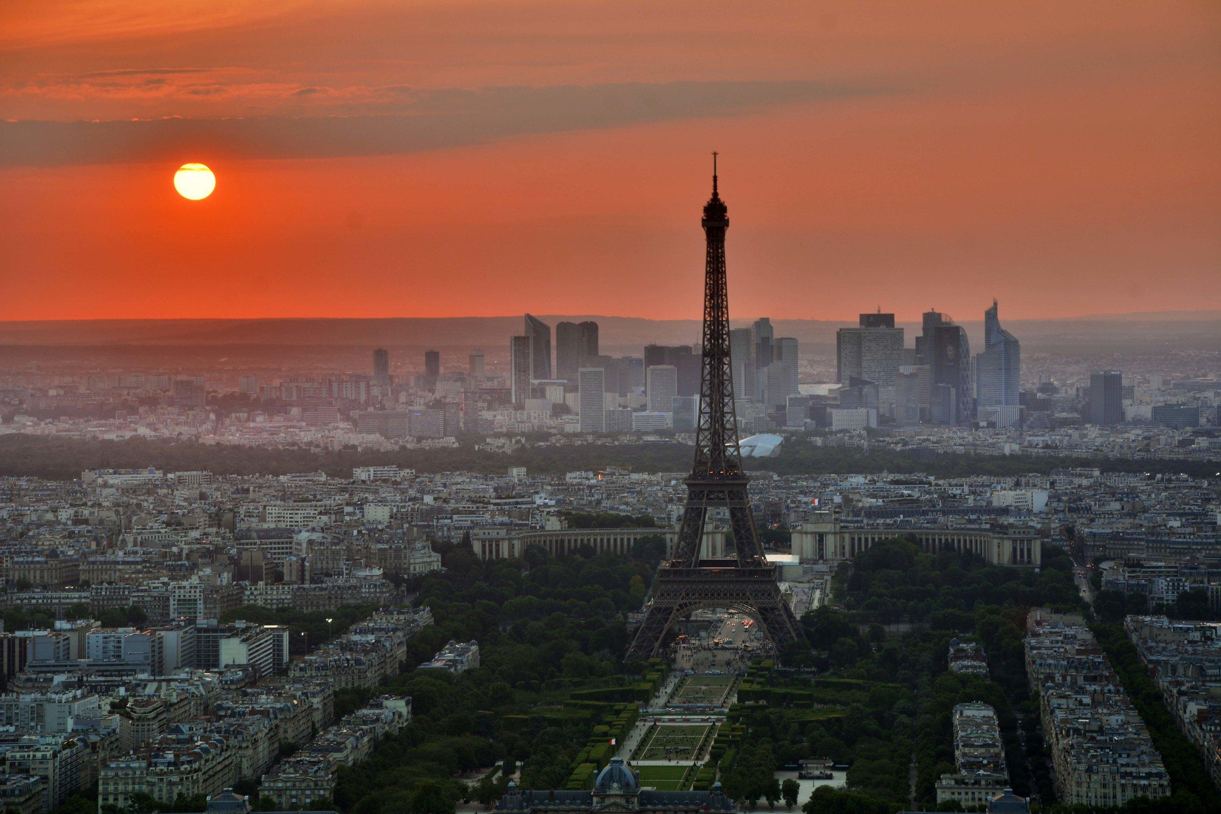 Paris Podcast