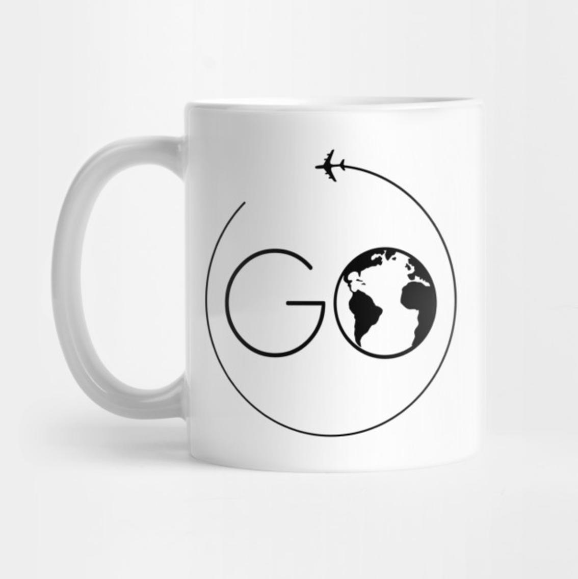 Go Logo Mug