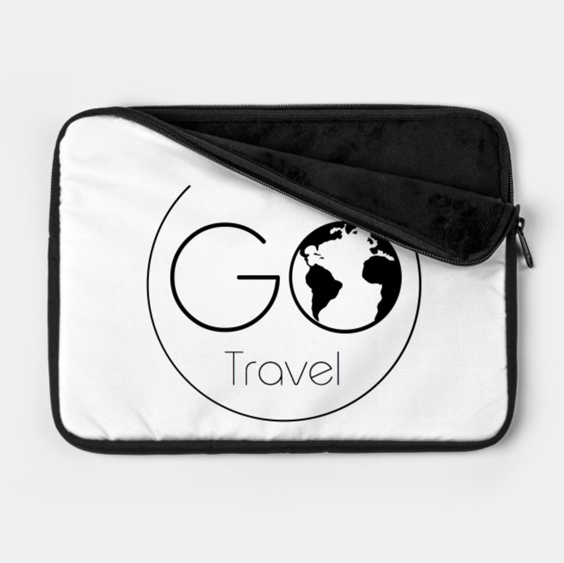 "Go Travel Laptop Case 12"", 13"", or 15"""