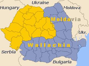 Wallachia Vlad Tepes III Dracula