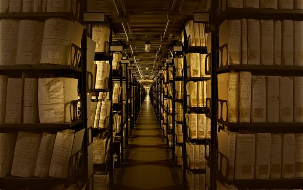 Inside the Vatican Secret Archives