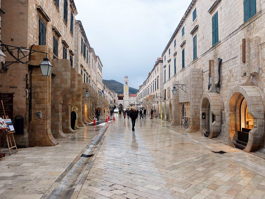 Dubrovnik Transformed for Star Wars