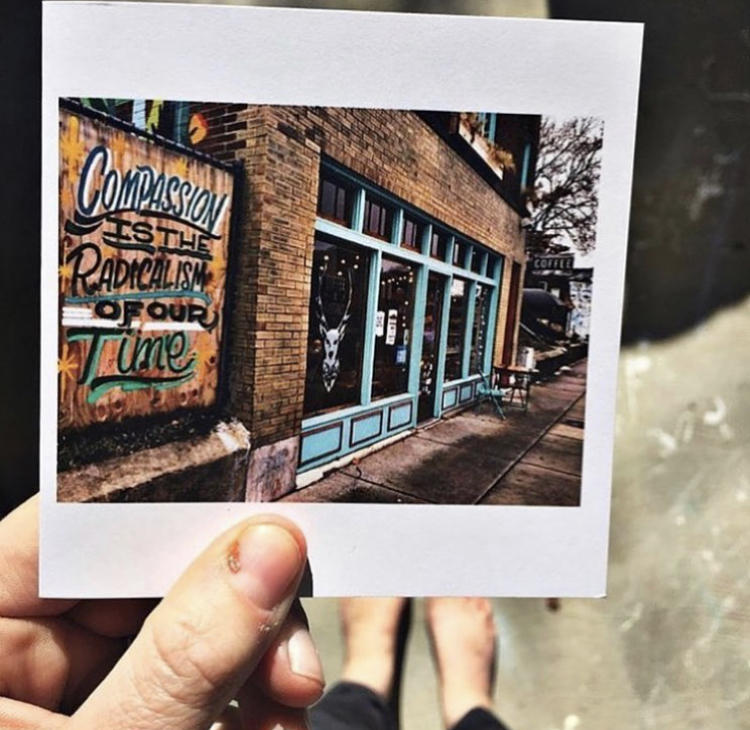STL HEART CARDS - Indie-Style Brand Gallery Cards I created that features off the beaten path images of St. Louis, MO.
