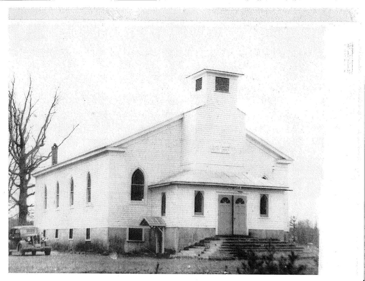 Photo Credit: Second New Hope Baptist Church