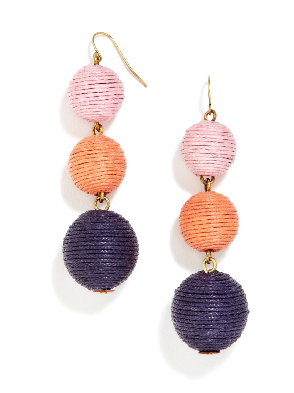 Save: BaubleBar Crispin Drops Earrings $48