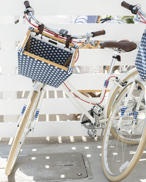 Limited-Edition PUBLIC® C7 Bike with Riviera Basket $598