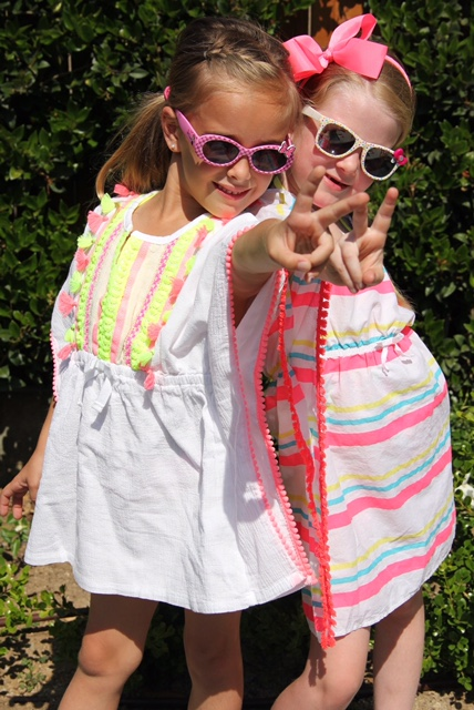 Peace Out Spring... Hello Summer!