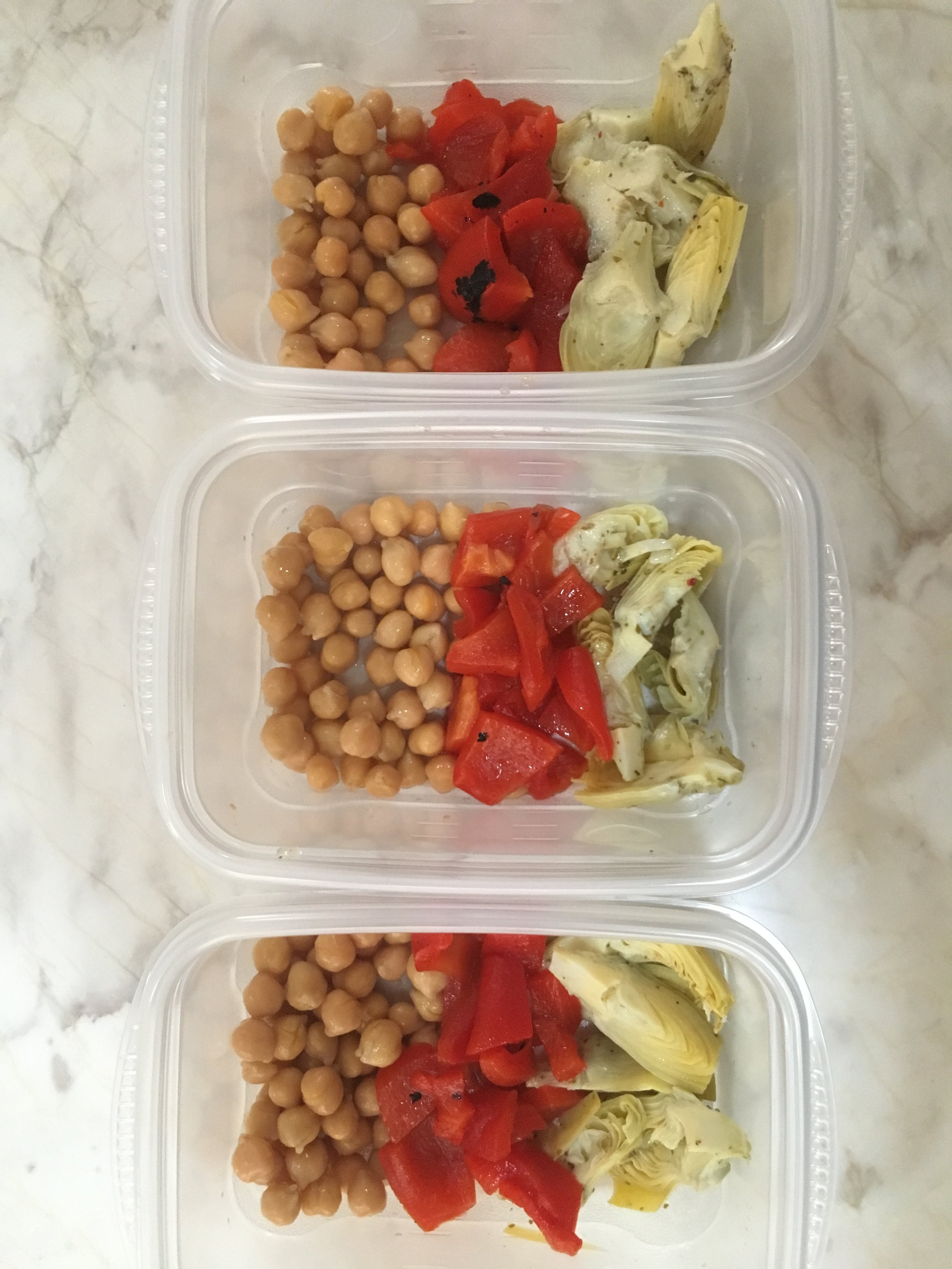 My Antipasti Layer for 3 extra meals