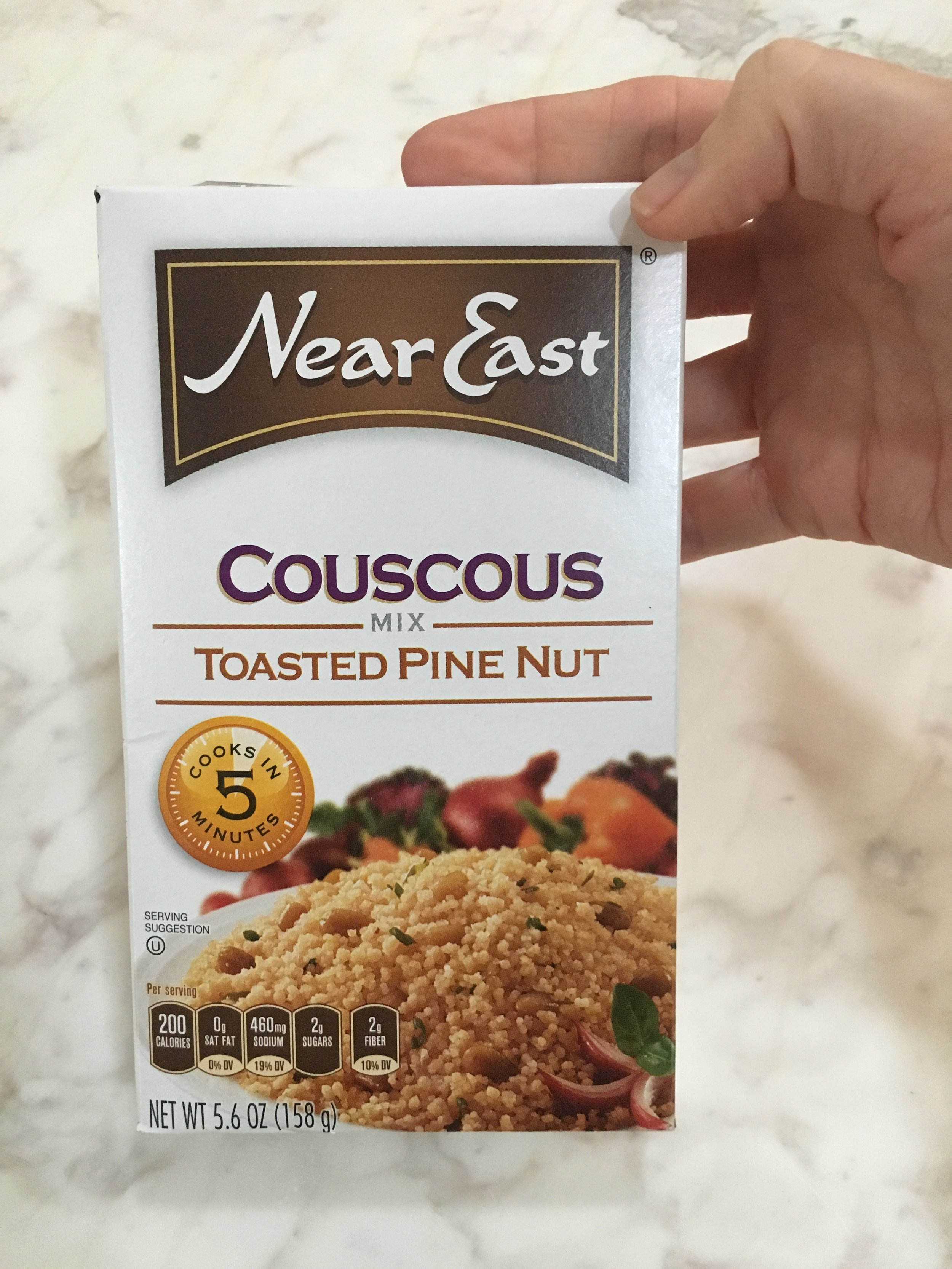 """My """"go to"""" Couscous"""
