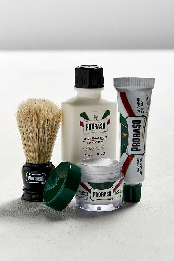 Proraso Travel Shave Kit: $15