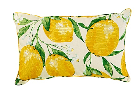 Bed, Bath & Beyond- Lemonade Outdoor Throw $11.99
