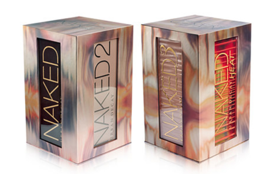 Urban Decay 4-Pc. Naked 4Some Palette Set $185