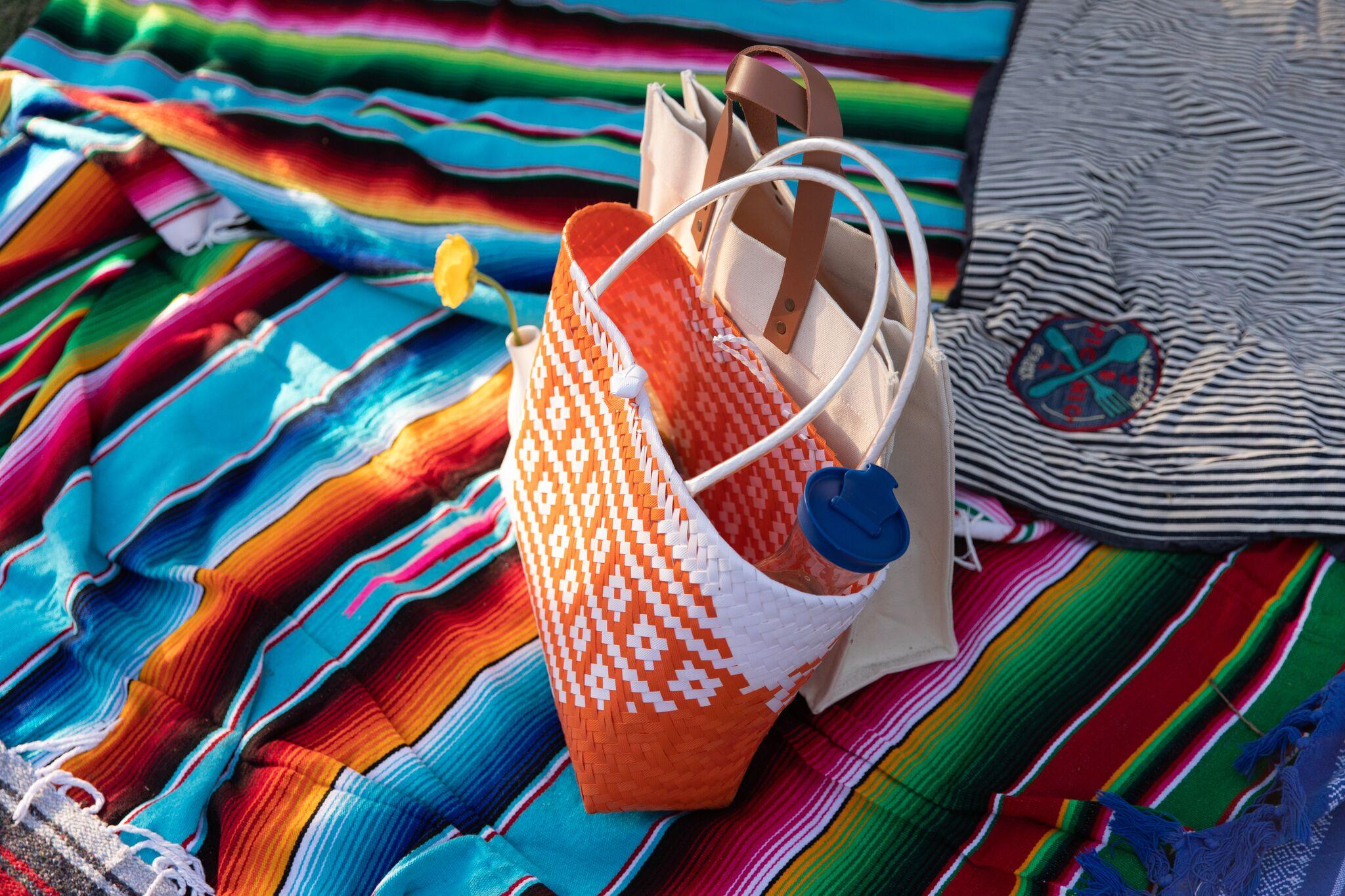 colorful picnic