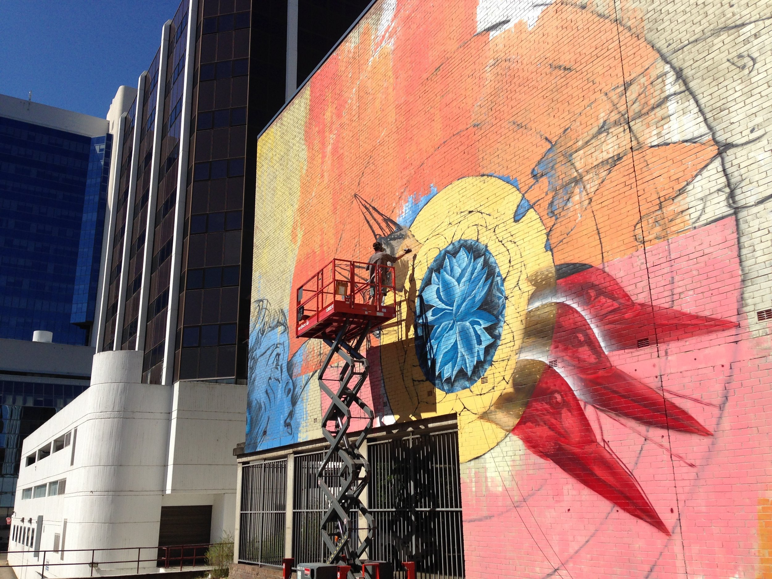 Co-Design | Community | Artivism   PUBLIC ART WITH PURPOSE    Read More