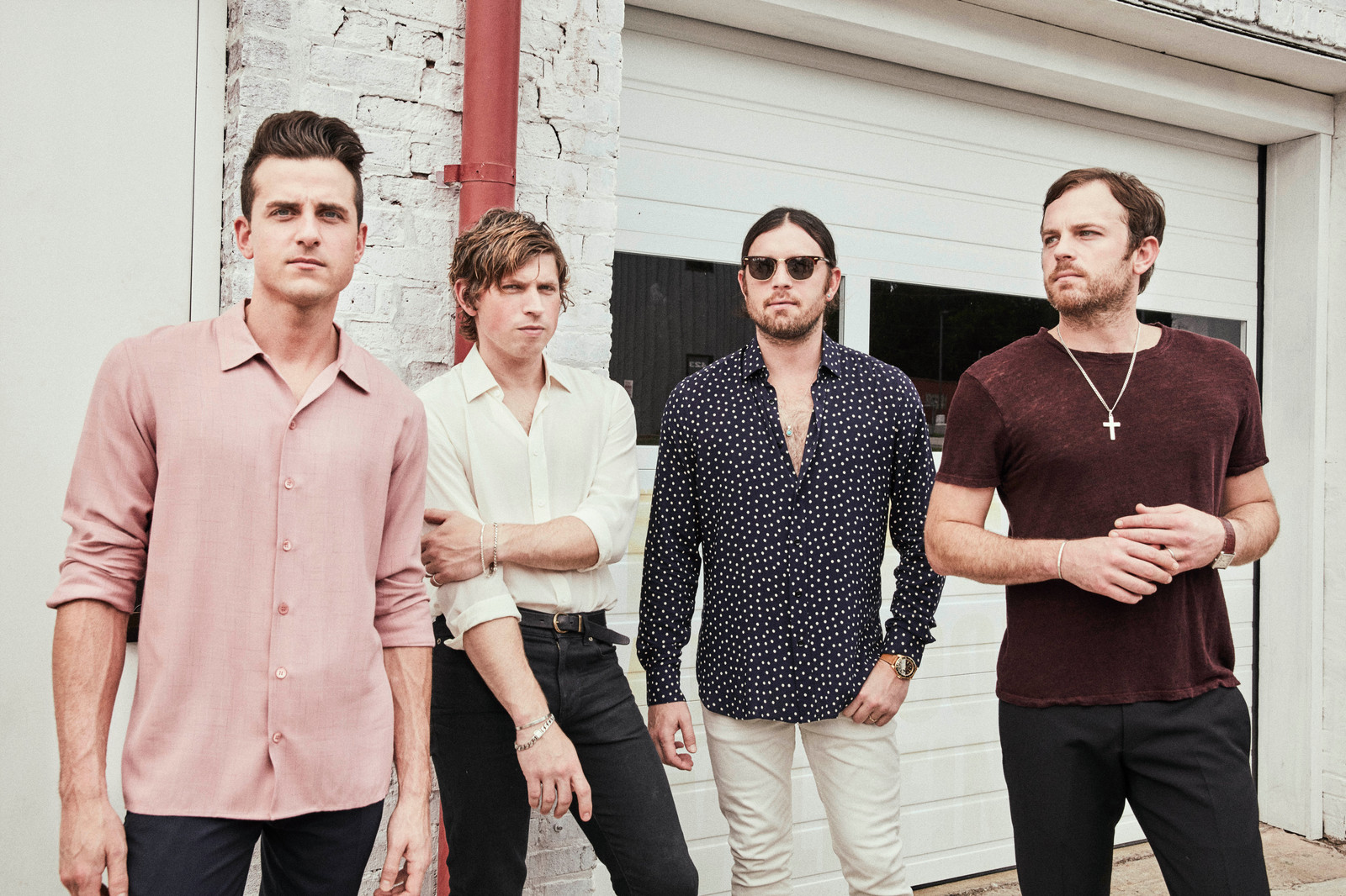 SEPTEMBER 2016 • KINGS OF LEON/Q MAGAZINE