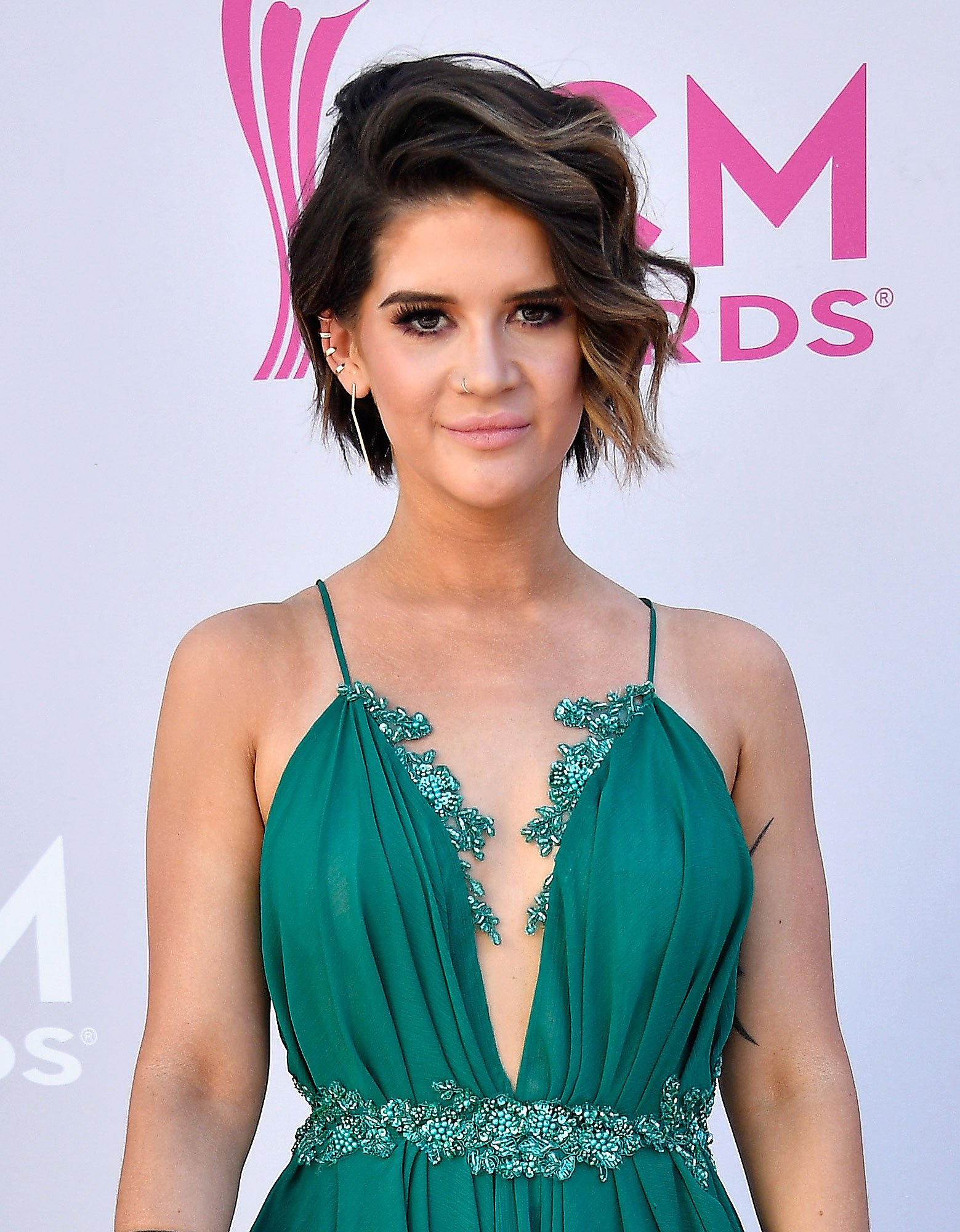 MAREN MORRIS/2017 ACM AWARDS • LAS VEGAS, NV
