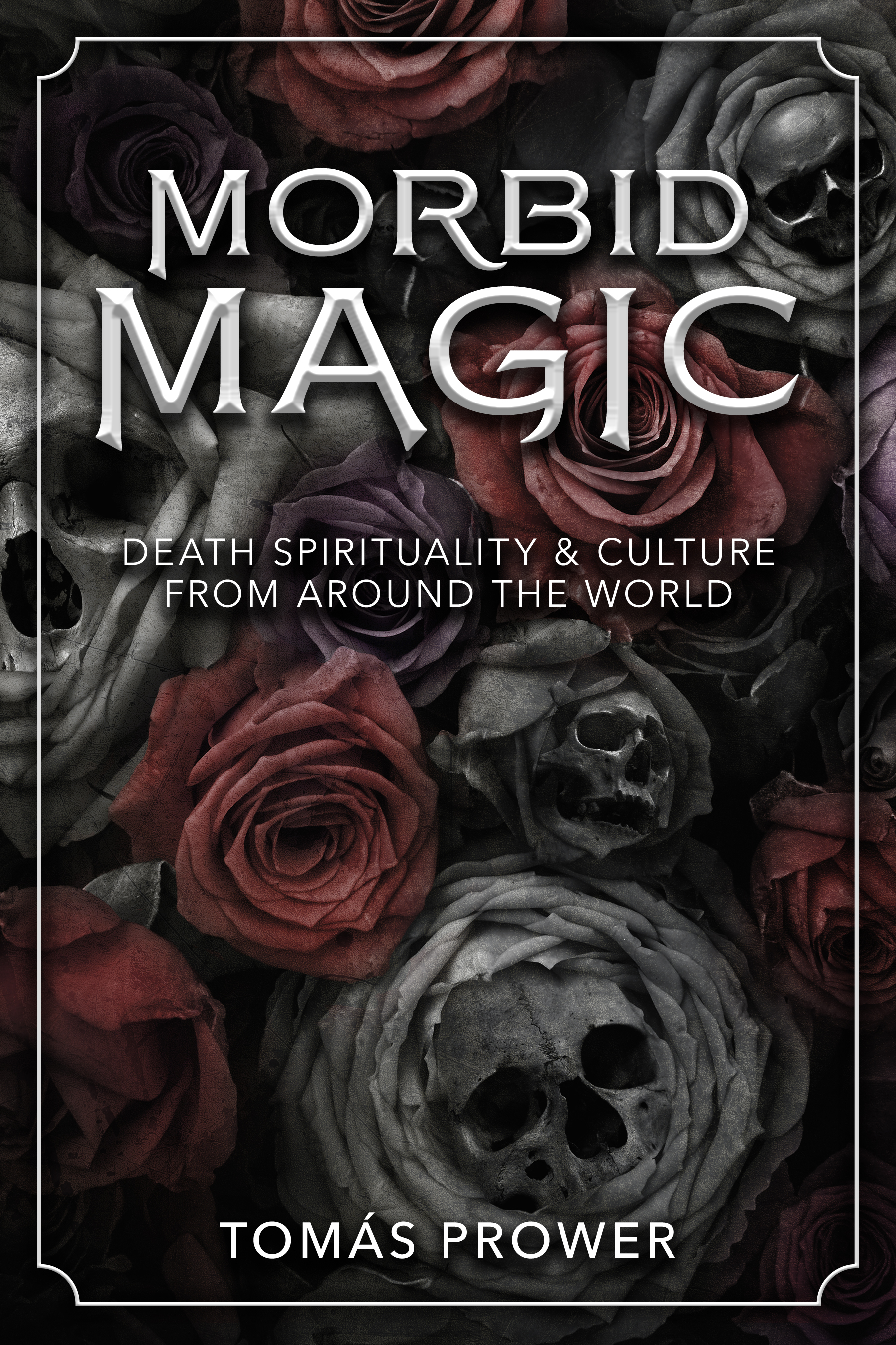 Coming September 2019   Written with a mix of reverence, approachability, and deadpan wit by an actual mortician,  Morbid Magic  is the first multi-cultural guide to death spirituality and traditions from all over the world and from different historical eras.  Discover the lore and magic of death, both on the physical and spiritual planes. Explore hands-on activities, spells, and prayers that will open your eyes to others' practices. Enjoy personal stories and anecdotes from modern people from a variety of cultures and religions. This fascinating book makes death a more approachable topic, and it helps you understand and utilize the profound wisdom of cultures around the globe. From Judaism in the Middle East to shamanism in East Asia,  Morbid Magic  presents an amazing, in-depth look at how the world deals with death.