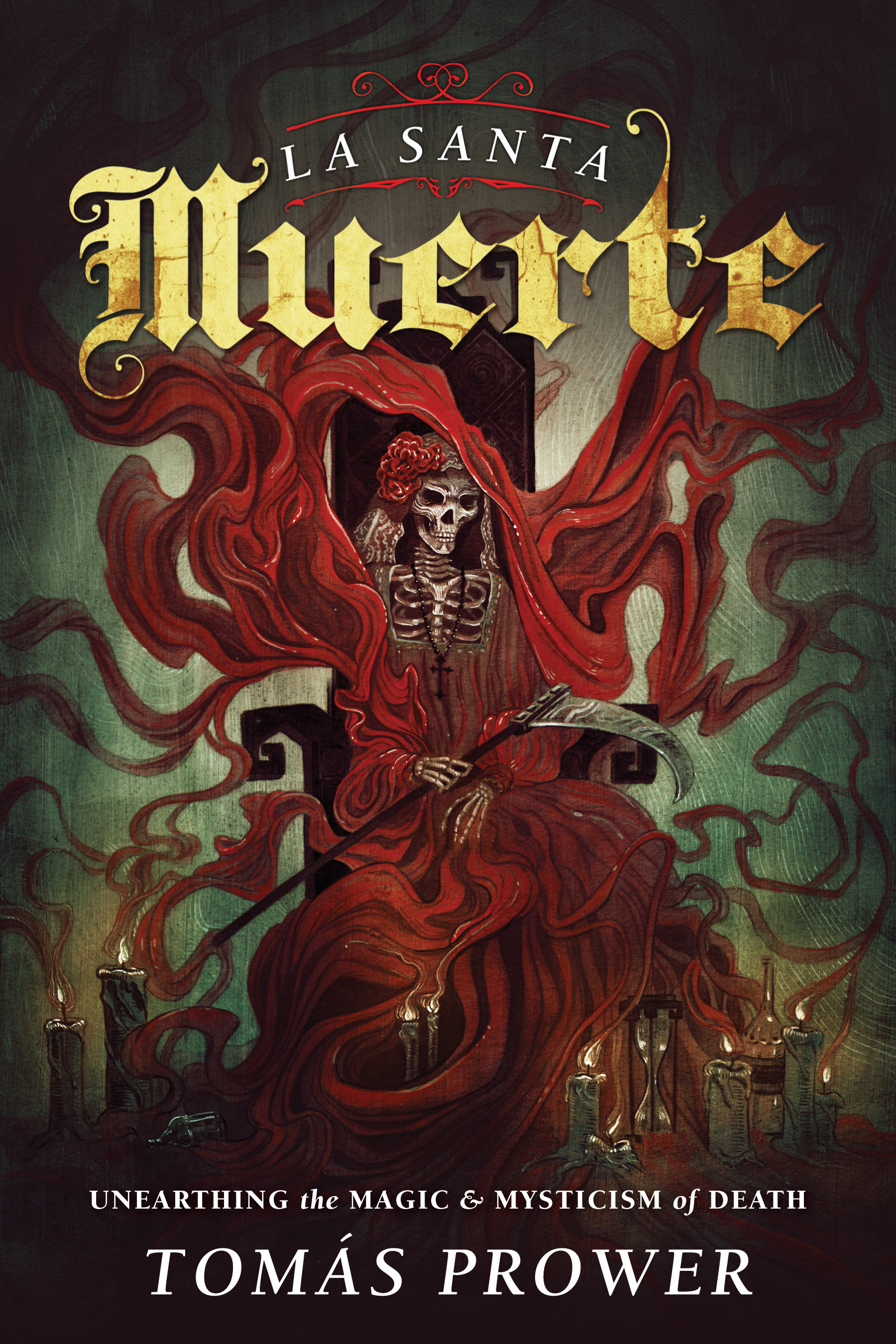 This is the first book written by a practitioner that presents the history, culture, and practical magic of La Santa Muerte to the English-speaking world. As the patron saint of lost causes, the LGBT community, addicts, and anyone who has been marginalized by society, La Santa Muerte has a following of millions—and she's only becoming more popular. Join author Tomás Prower as he gives step-by-step instructions for spells, magic, and prayers for practical results and long-term goals, including money, love, sex, healing, legal issues, protection, and more. La Santa Muerte also includes detailed information on:  Her Names  Tools  Altars  Offerings  Spells  Prayers  Rituals  History  Myths  Symbols  Meditations  Ethics  Colors  Correspondences