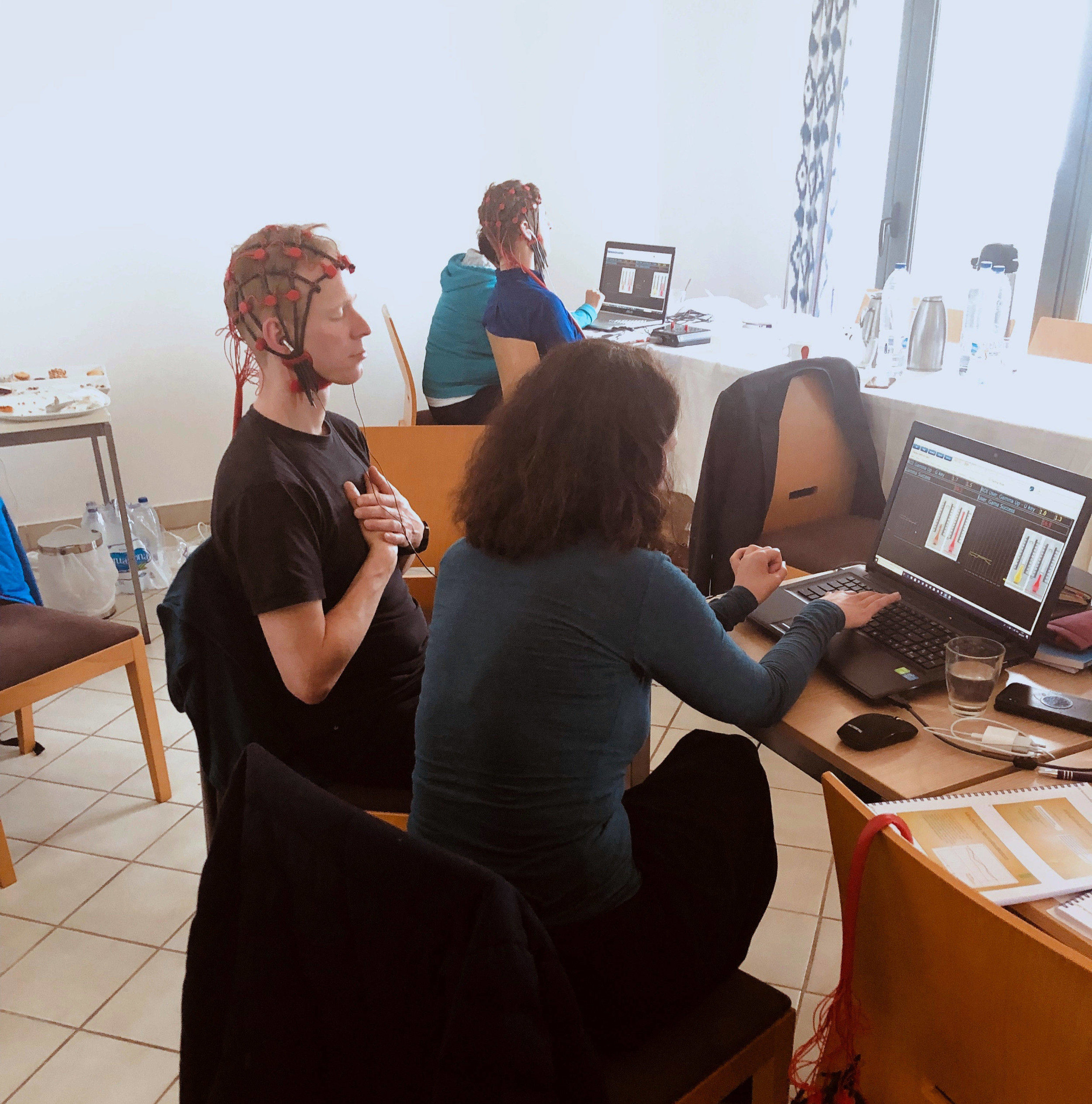 EEG NeuroMeditation Workshop