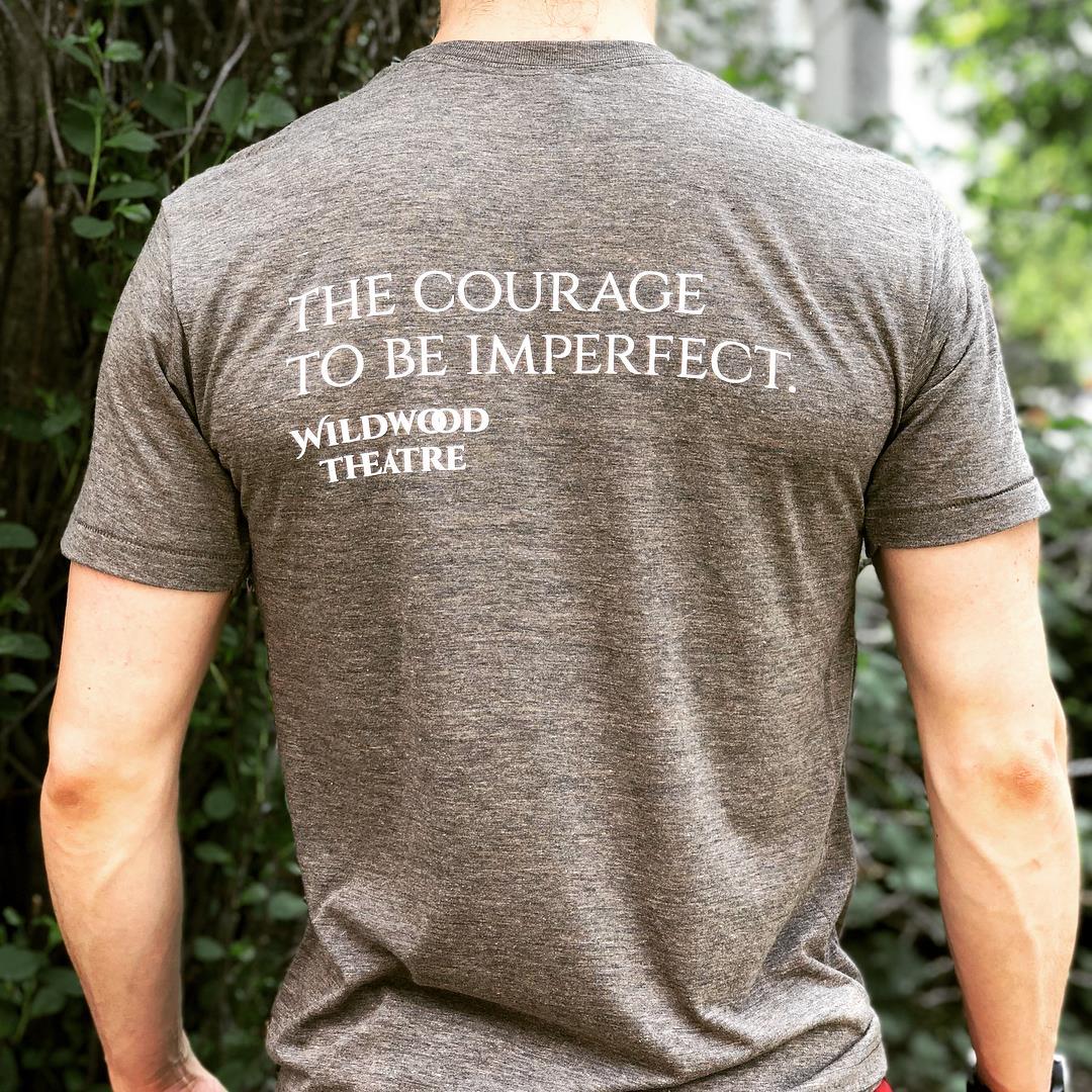 Courage Tee$30 - Unisex