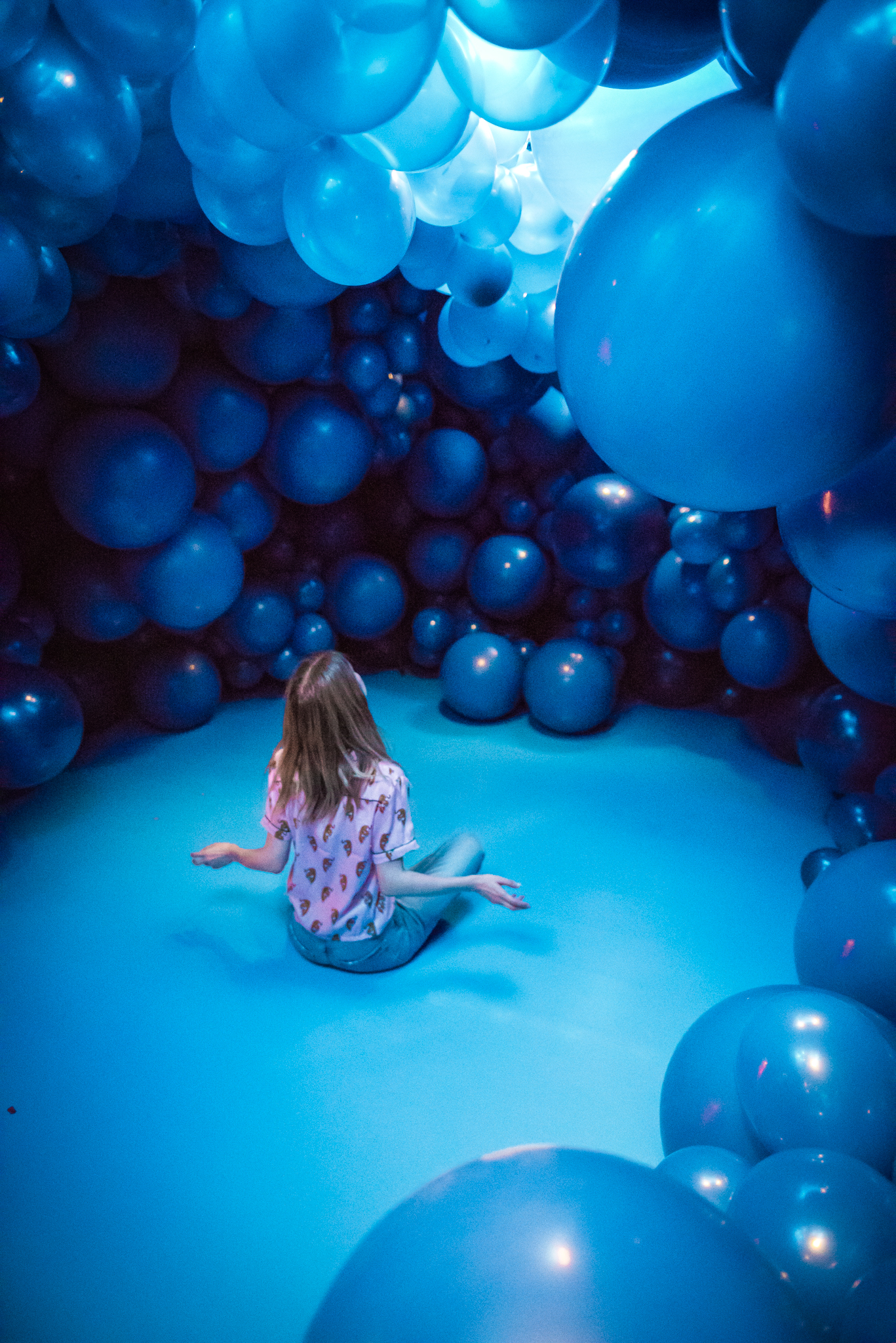 The beautiful bubble room by Geronimo Balloons