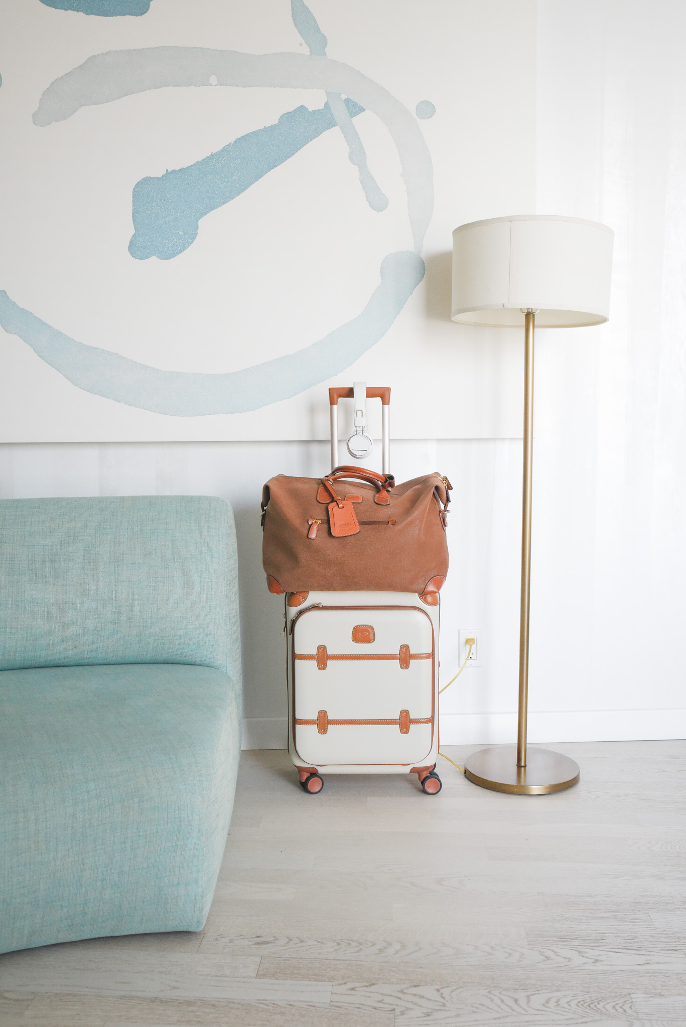 Beautiful luggage by BRIC'S.  Check them out here