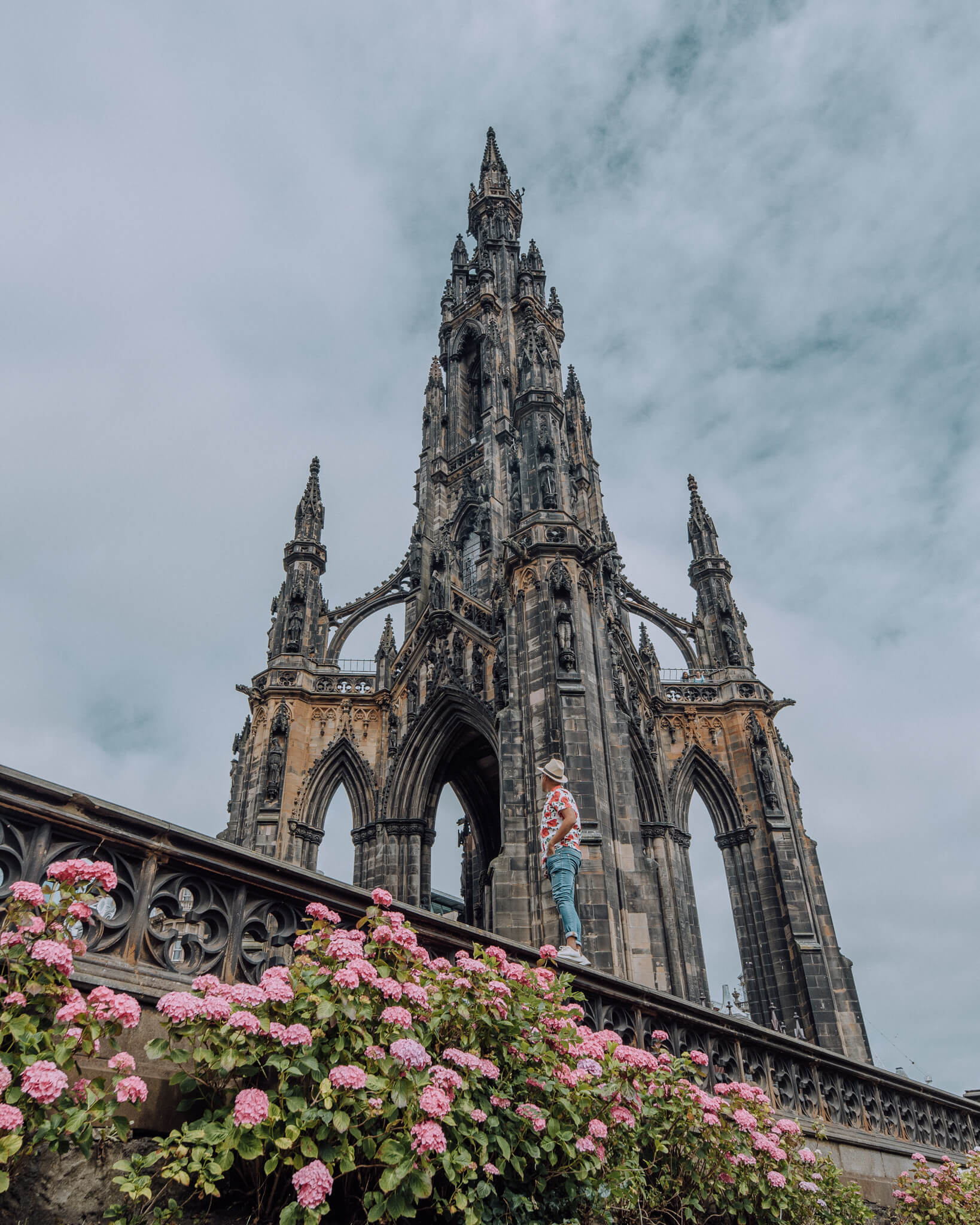 Scott Monument Edinburgh