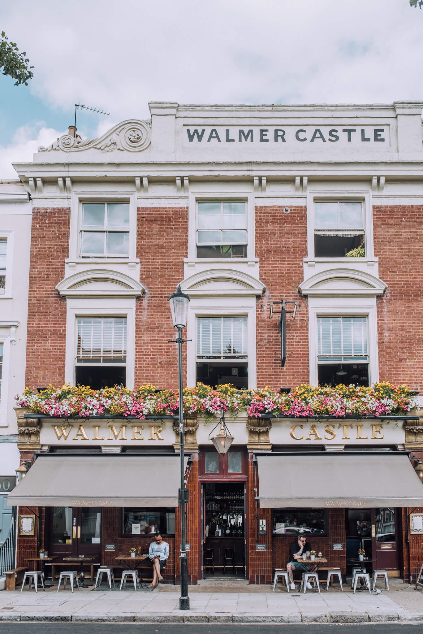 London Walmer Castle