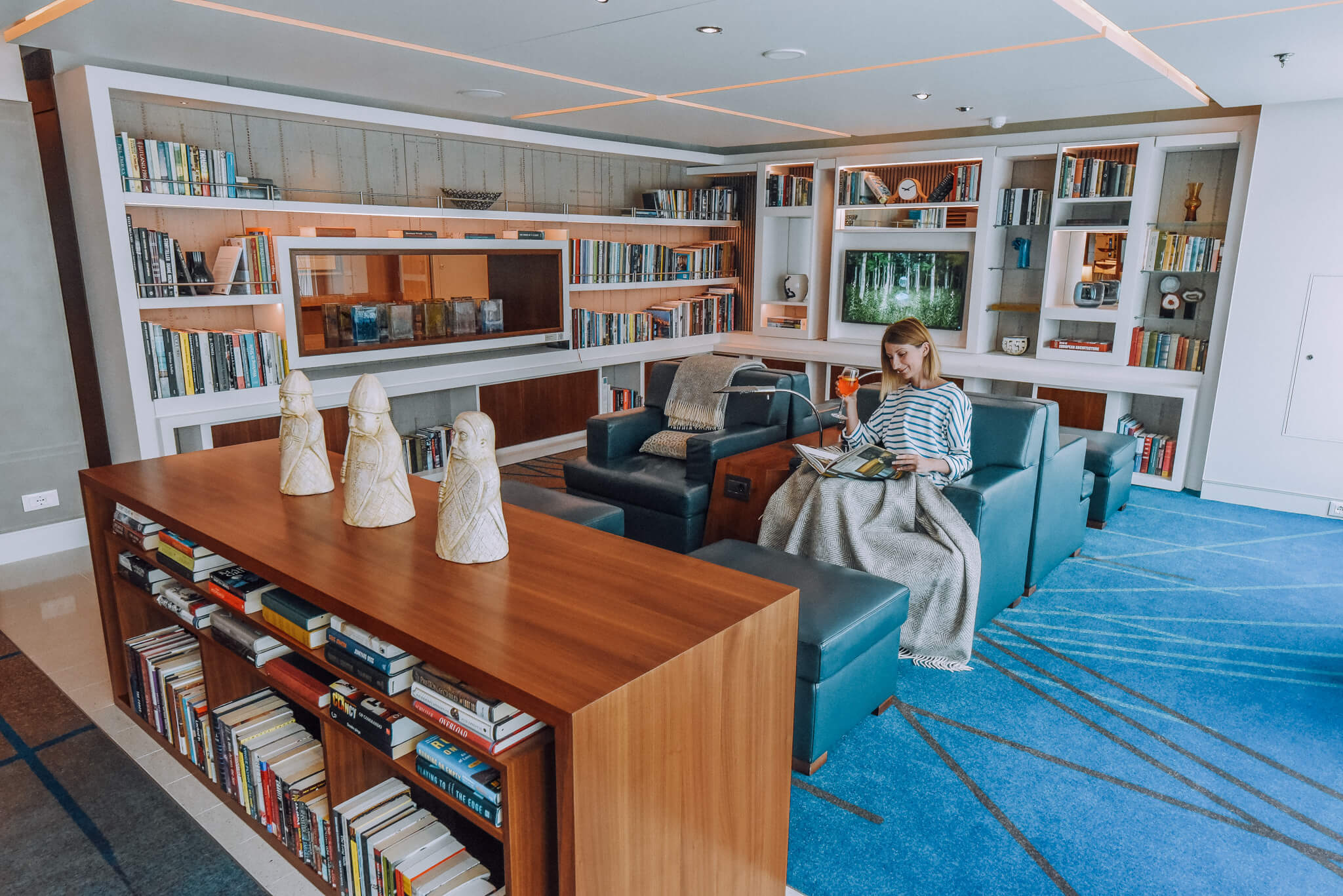 Viking Cruise Library