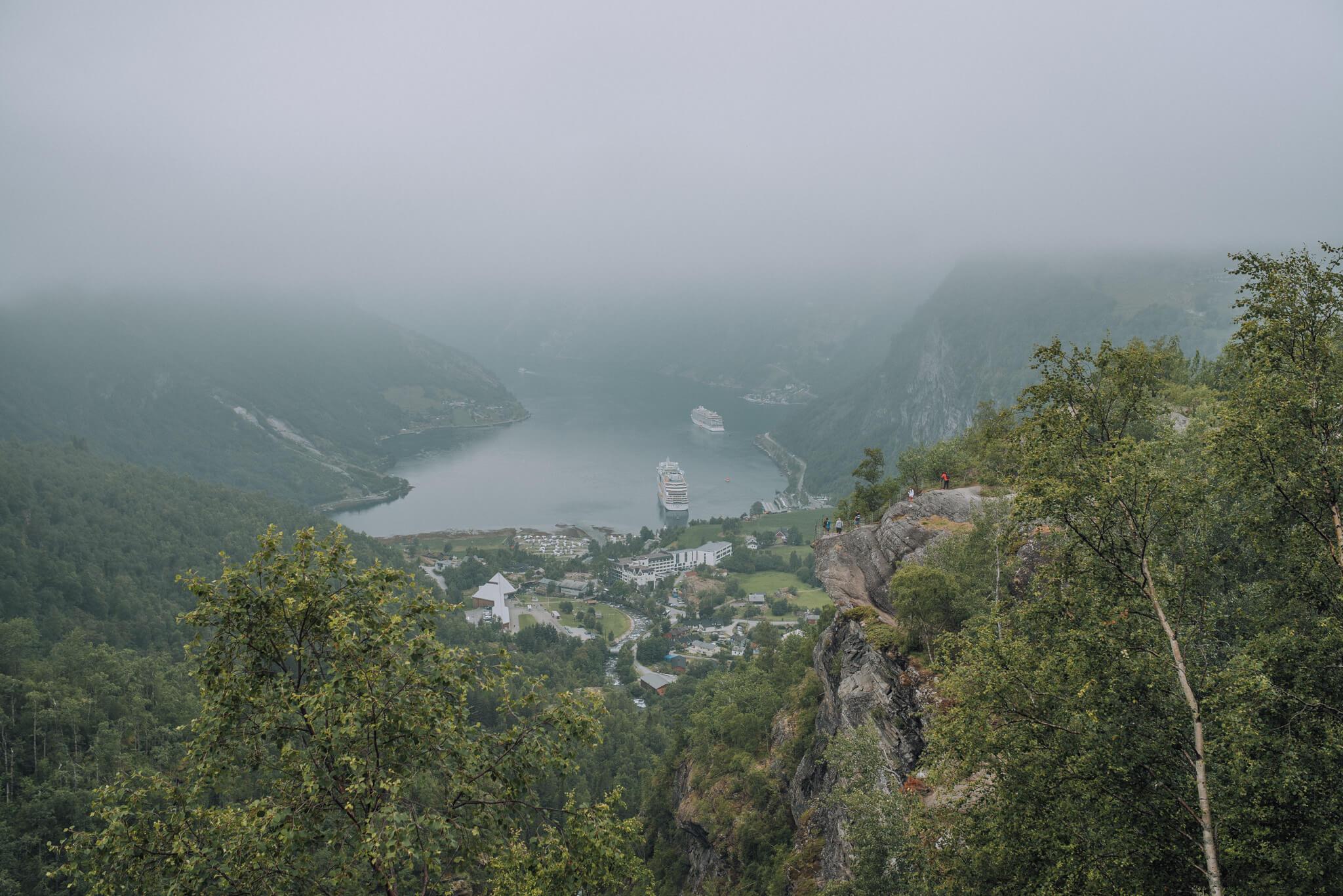 Geiranger Panorama