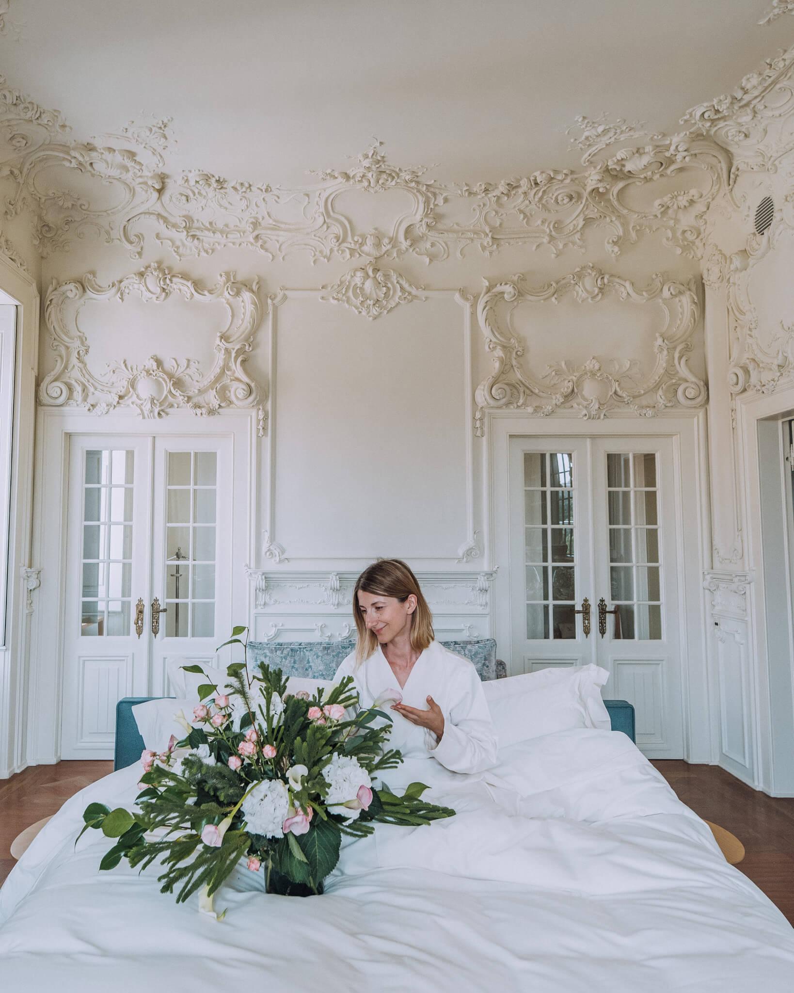 Verride Palácio Santa Catarina queen suite