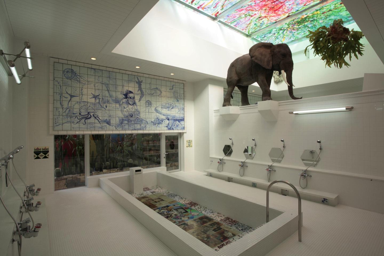 i love bath interior naoshima