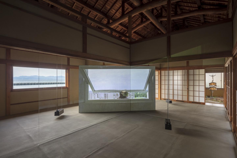 seawall house teshima