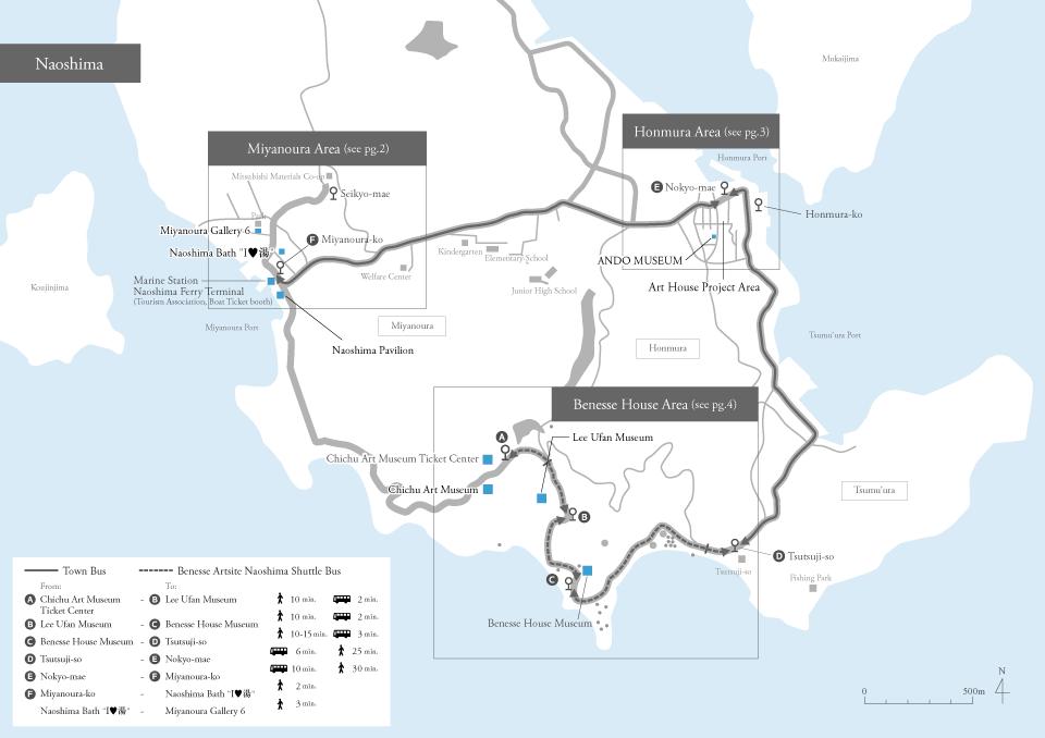 map naoshima