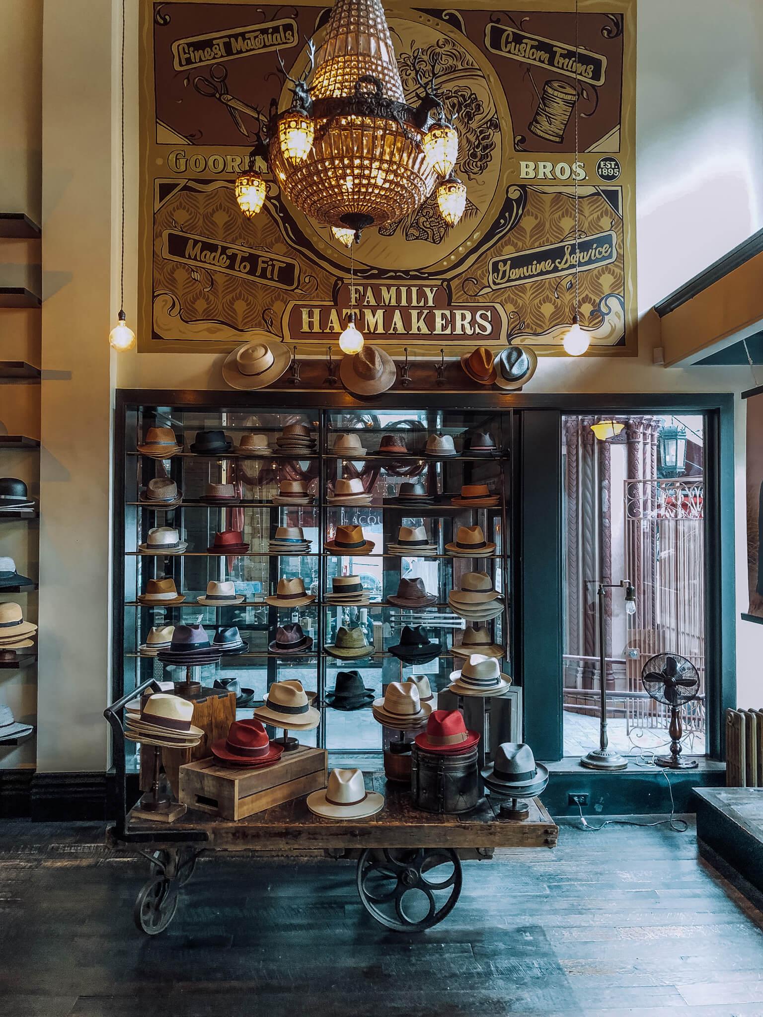 goorin hatmaker