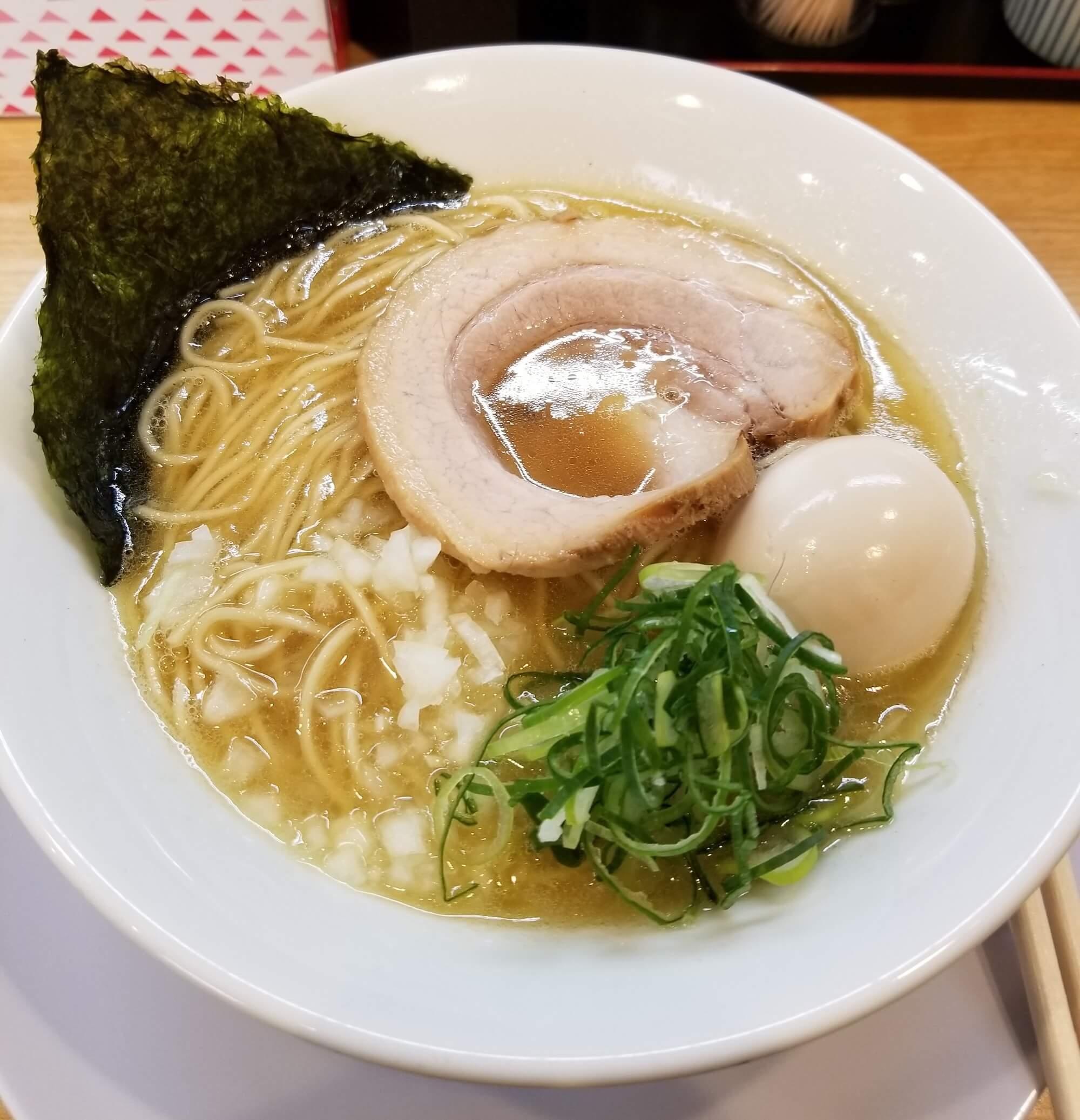 Menya Mizukaze  麺屋 瑞風