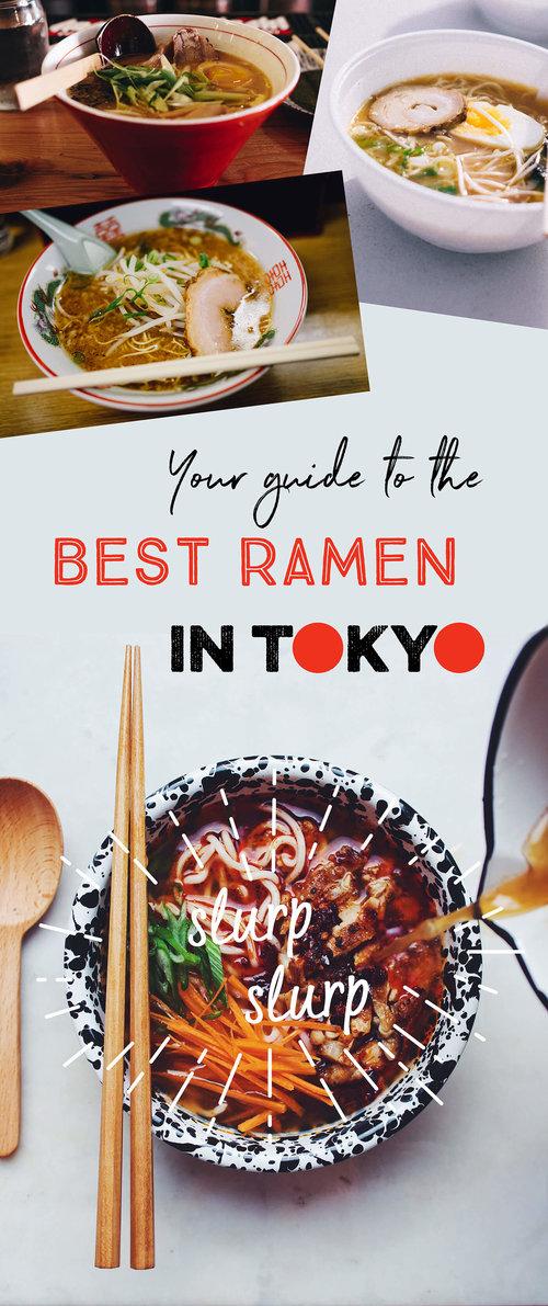 Best Ramen in Tokyo — This Life Of Travel